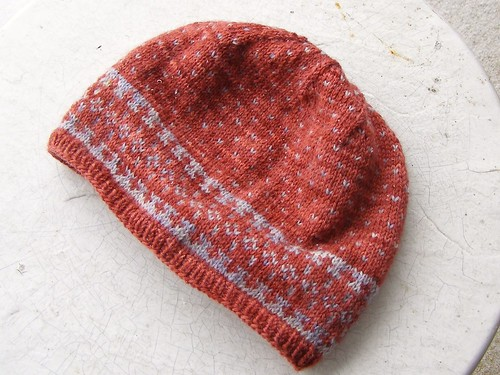 Ptarmigan Hat