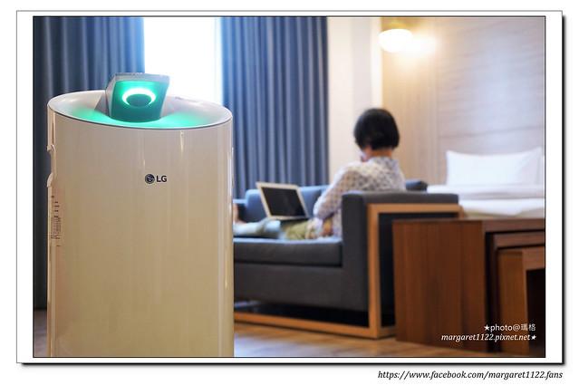 1:01 【空汙紅綠燈】超淨化大白,LG PuriCare空氣清淨機