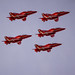 RAF Red Arrows by Jay Bees Pics ~ Away for a few days!