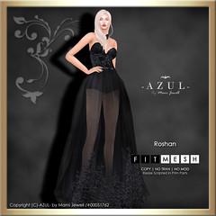 (IMAGE) Roshan (c)-AZUL-byMamiJewell