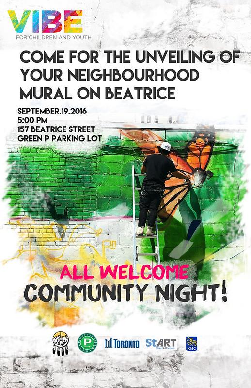 mural on beatrice community night copy