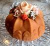 wedding bundt - fleur-de-lis pan