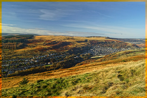 mountain southwales ferndale rhonddavalley walesvalley