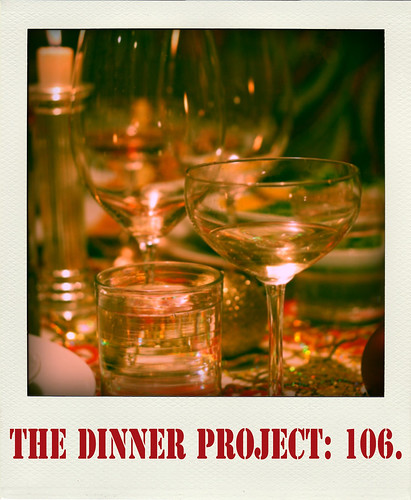 the dinner project: kw 49