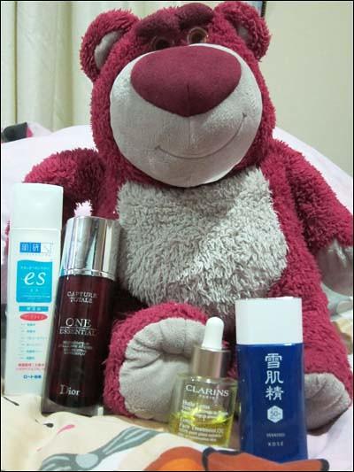 Skincare Dec 2012