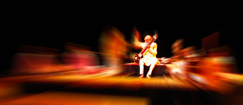 Ravi Shankar in Concert by rogercable2011