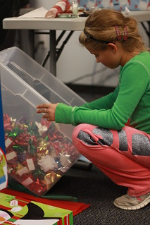 Holiday Volunteer and Toy Pick-Up Party