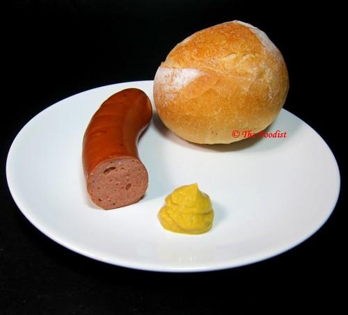 Bockwurst German Sausage