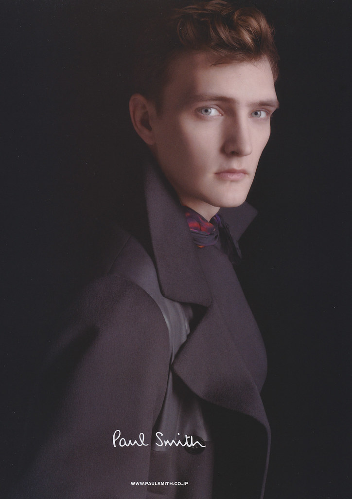 Yannick Abrath0003_Paul Smith AW12(UOMO93_2012_12)