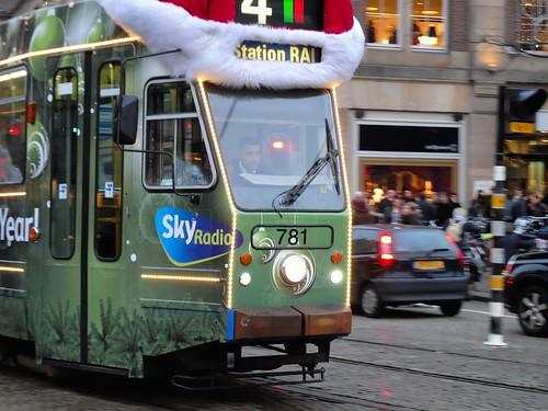 Kersttram / Christmas Tram