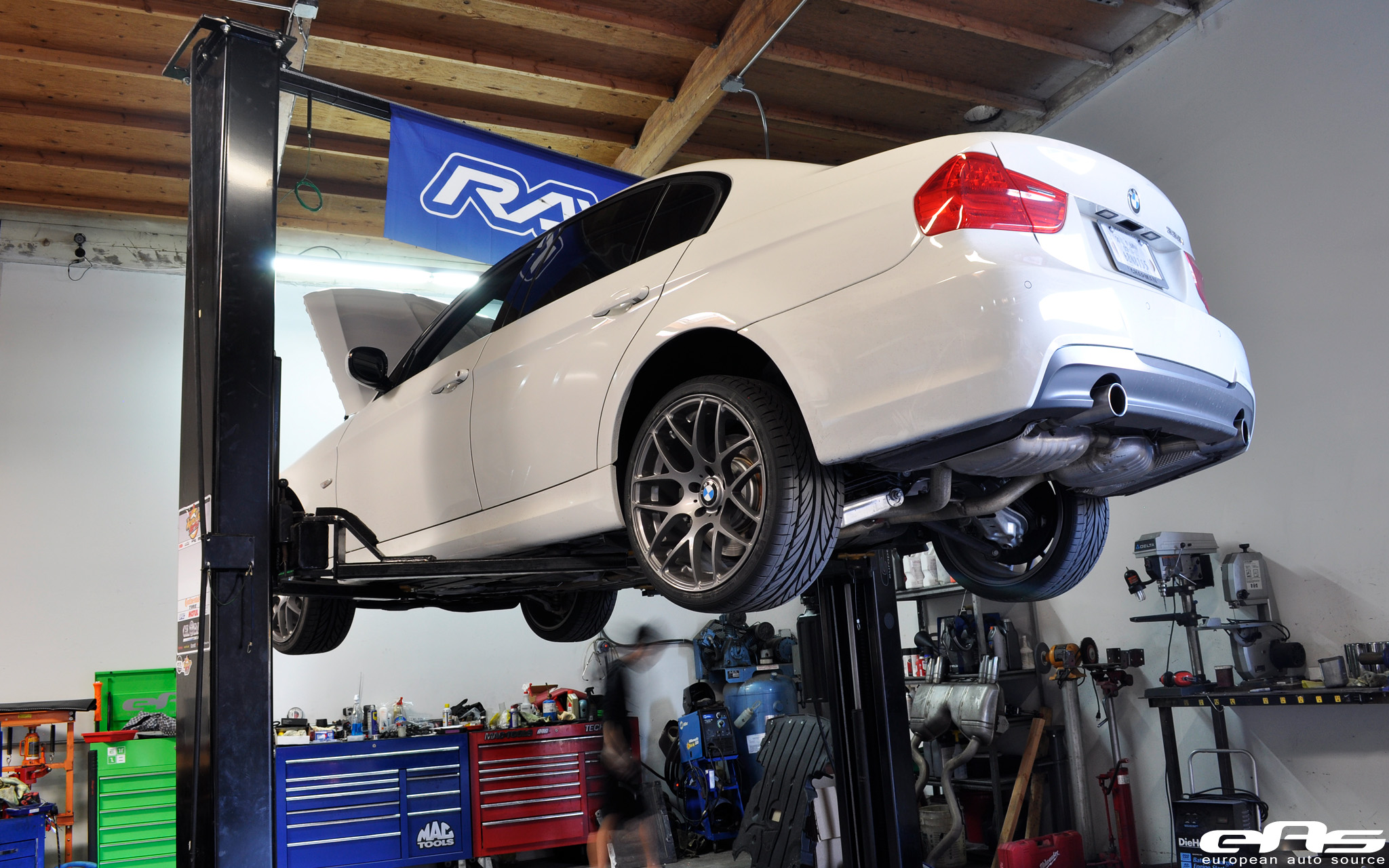 BMS N55 Catless Downpipe & JB4 Installation | BMW Performance Parts ...