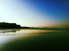 December day, Bude