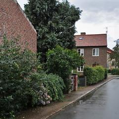 sigurd lewerentz, architect: eneborg's egnahem, workers' housing, helsingborg, skåne 1911-1918