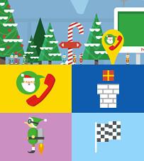 Google Santa Games