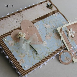 Handmade wedding packaging