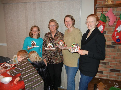 Dec 20, 2012 Gingerbread houses Ruth, Vivial Nicol, Sunny Doller, Brittany Weiler