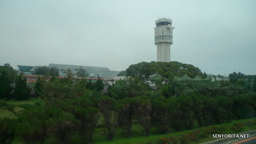 Glimpse of Gloomy Taipei
