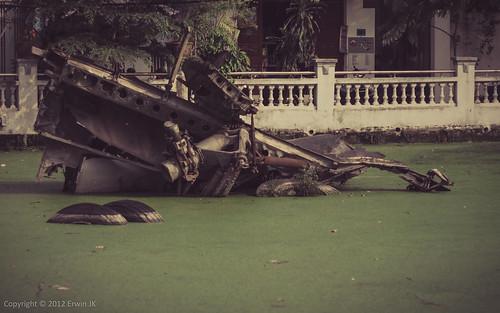 Hanoi Trip93 - The Fallen Bomber