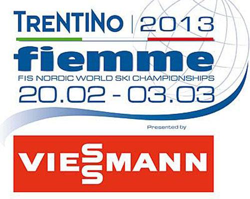 Logo di Fiemme 2013