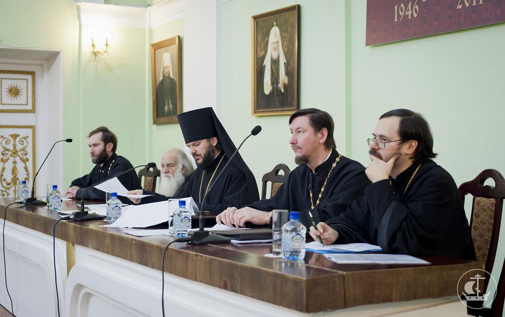 26 декабря 2012, Ученый Совет