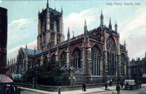 Holy Trinity Church, Hull