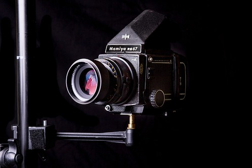 Mamiya RB67 Pro by Savage Land Pictures
