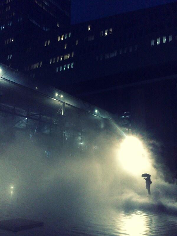 Nuage de nuit