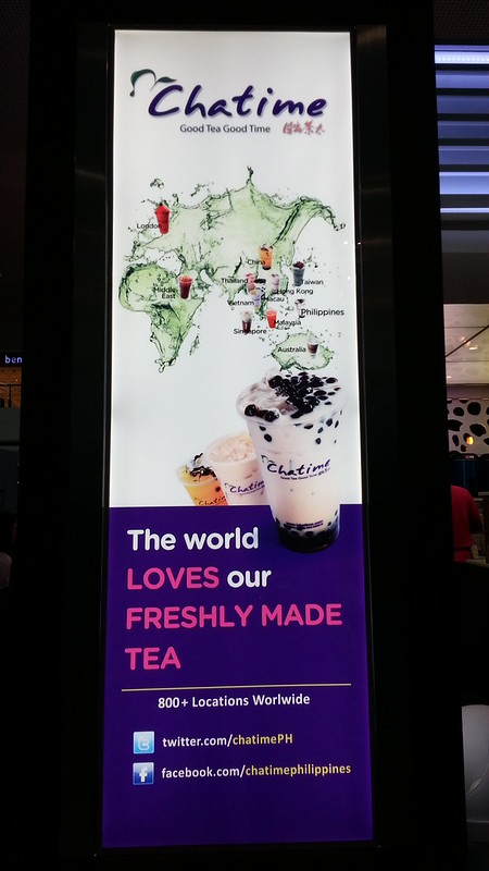 Chatime Philippines opens in Davao City at SM Lanang Premier