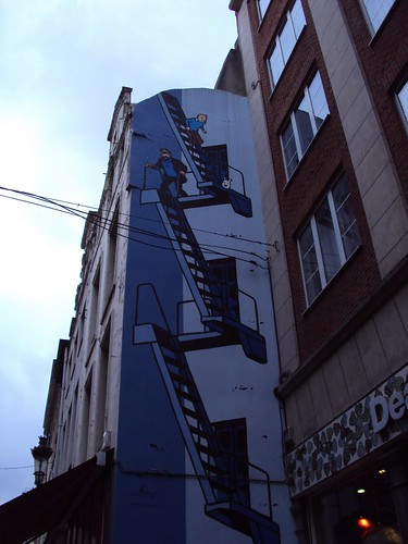 Brussels Tintin