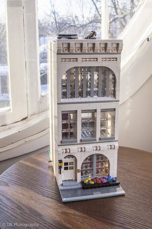 LEGO Modular Home