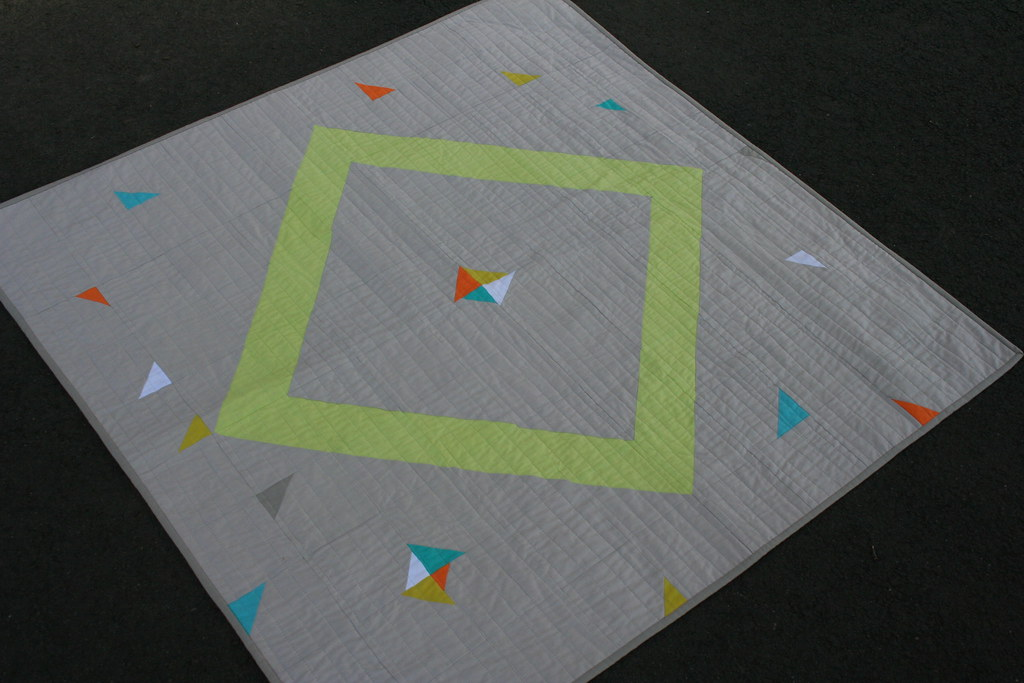 8320518184 c183782426 b Neon Kites: A Finished Quilt