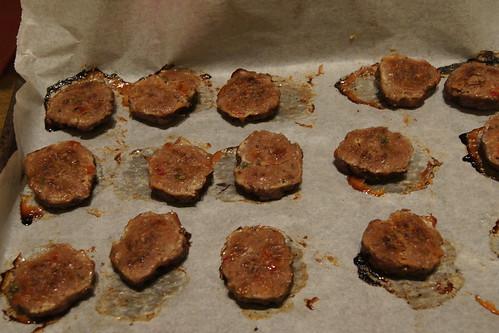 oven baked mini burgers DSC08686