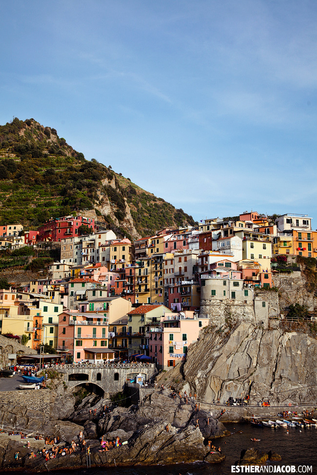 Manarola | Cinque Terre Italy | Travel Photography