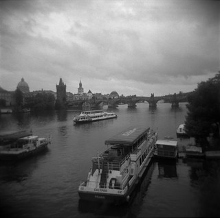 River Boats, Prague