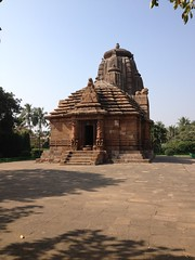 Raja Rani Temple at Bhubaneswar