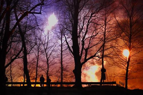 fireworks newyear silvester neujahr happynewyear 2013 flickraward flickraward5