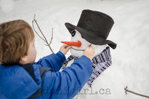 Snowman fun-3