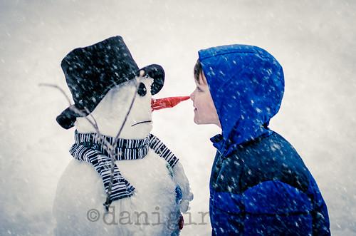 Snowman fun-5