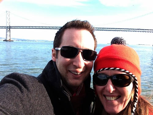 New Year's Eve - Oakland Ferry trip