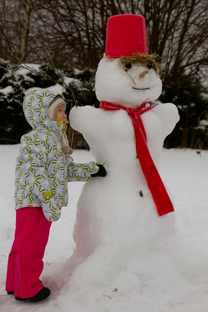 Nora Adeele ja lumememm