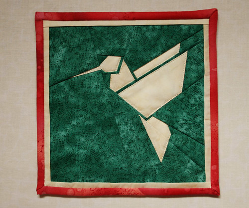 hummingbird block 1