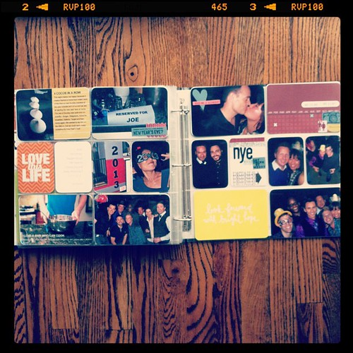 #projectlife the end full spread