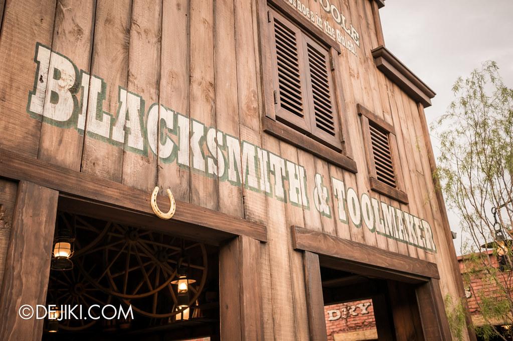 Blacksmith and Toolmaker