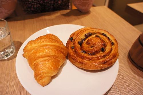 Maison Kayser Breakfast Croissant Set