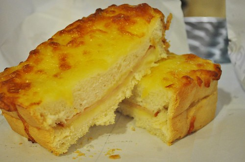 croque monsieur delifrance