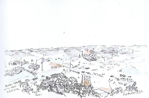 2012.12 Penedo Grande (vista norte)