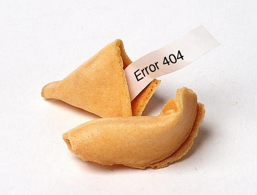 ERROR COOKIE by Colonel Flick/WilliamBanzai7