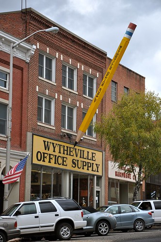 The Pencil - Wytheville Office Supply