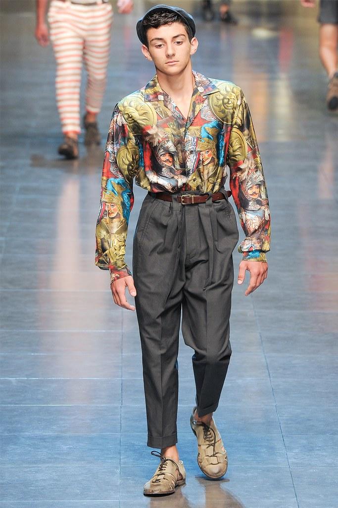 Dolce & Gabbana Verão 2013