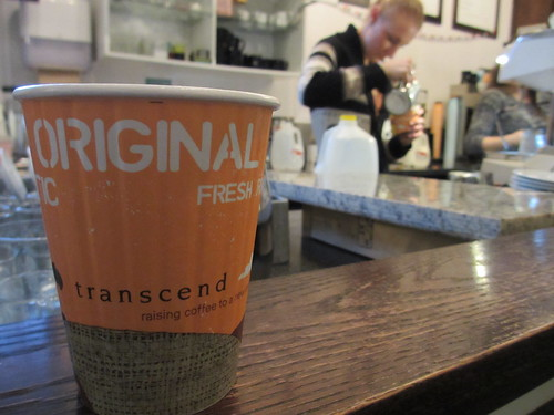 Transcend Coffee